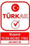 TS EN ISO/IEC 17020 Muayene