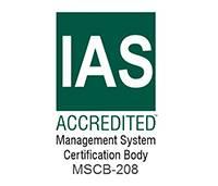 IAS Akreditasyonu